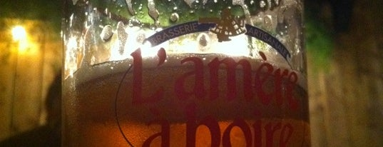 L'Amère à Boire is one of North American Good Beer.