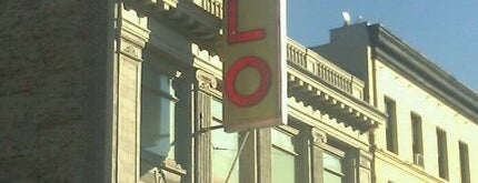 Apollo Theater is one of Holleration in Harlem.