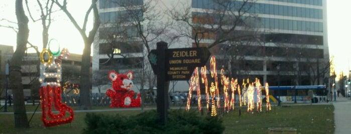 Zeidler Union Square is one of Karl'ın Beğendiği Mekanlar.