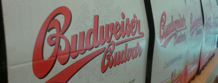 Budweiser Budvar Brauerei is one of Gespeicherte Orte von Roman.