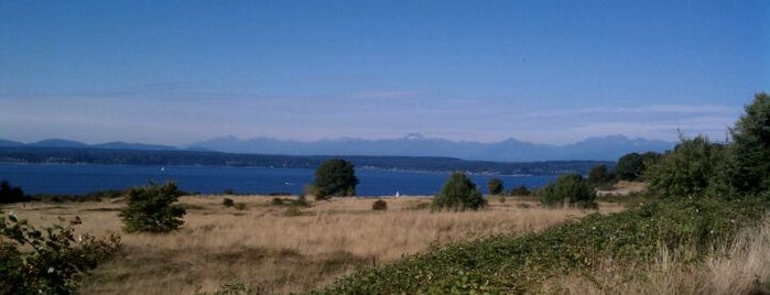 Discovery Park is one of Must-have Experiences in Seattle.