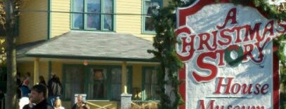A Christmas Story House & Museum is one of Local Favorites in Cleveland, OH #VisitUS.