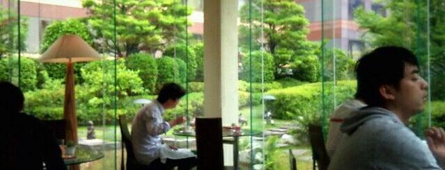Grand Hyatt Fukuoka is one of South West Japan.