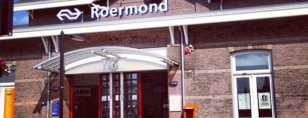 Station Roermond is one of Lieux qui ont plu à Thomas.