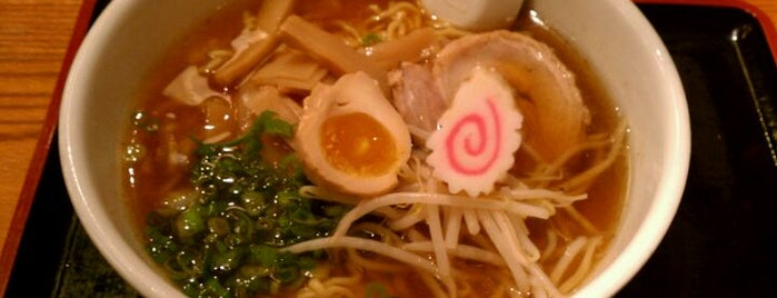 Terakawa Ramen is one of NYC Eats.