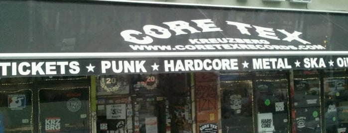 Core Tex is one of Berlin - Record Stores.