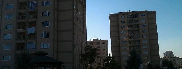 Oyak Atakent Konutları is one of Rahmi 님이 좋아한 장소.