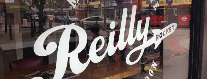 Reilly Rocket is one of Breakfast/Brunch in London.
