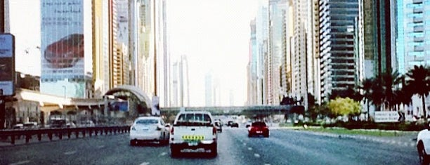 Sheikh Mohammed Bin Zayed Rd is one of Dubai #4sqCities.