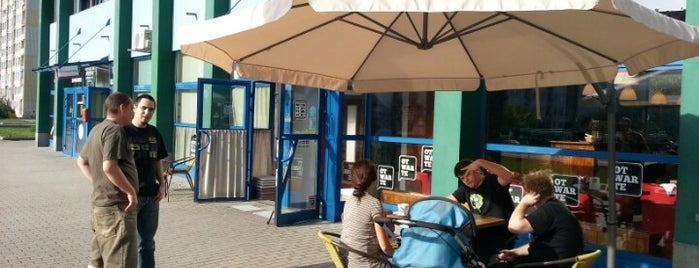 Pogaduchy Cafe & Restaurant is one of Posti salvati di Luba.