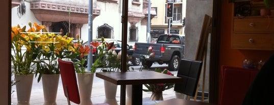 Bellas Artes Soho Café is one of Chi Chi Chi Le Le Le.