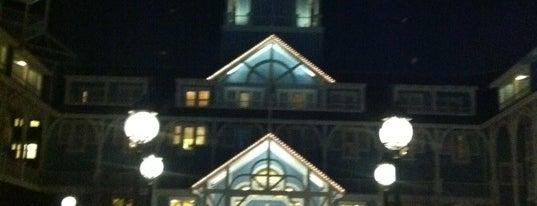 Disney's Beach Club Resort is one of My favorite hotels.