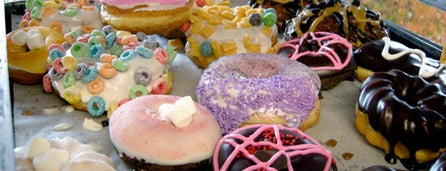 Voodoo Doughnut is one of Oregon - The Beaver State (1/2).