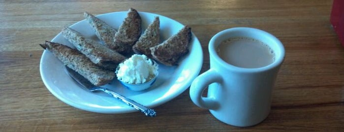 Five Points Bakery & Toast Cafe is one of Must see places in Buffalo for tourists #visitUS.