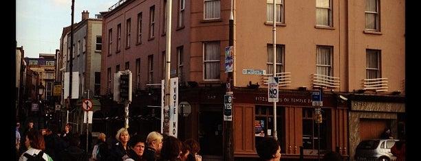 Fitzsimons Bar is one of MY DUBLIN.