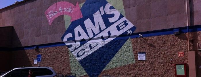 Sam's Club is one of Locais curtidos por Melany.
