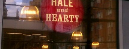Hale & Hearty is one of Lugares favoritos de Johnnie.