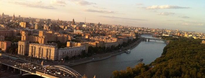 Sky Lounge is one of Скидки в кафе и ресторанах Москвы.