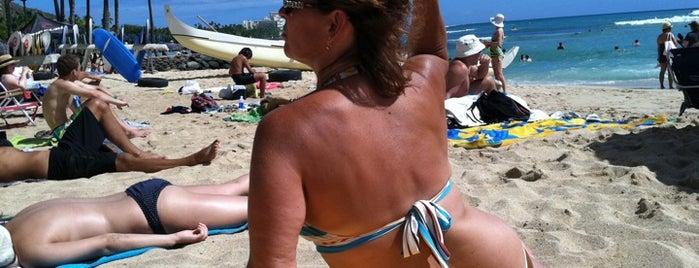 Hale Koa Beach is one of The Beaches in Hawaii.
