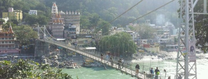 Lakshman Jhula | लक्ष्मण झूला is one of INDIA.