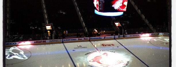 Gila River Arena is one of Must Visit - Phoenix / Valley.