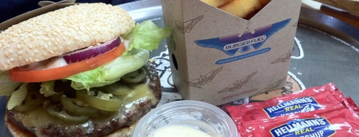 BurgerFuel is one of Dubai Food.