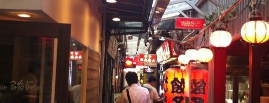 Harmonica Yokocyo is one of Tokyo City Guide.