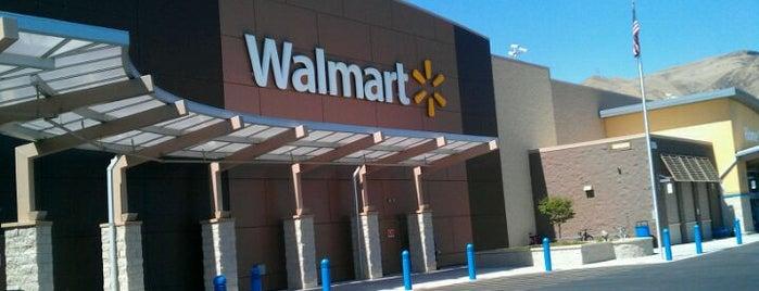 Walmart Supercenter is one of Gaston : понравившиеся места.