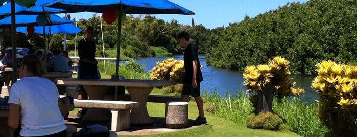 Hanalei Dolphin Restaurant is one of Kauai.