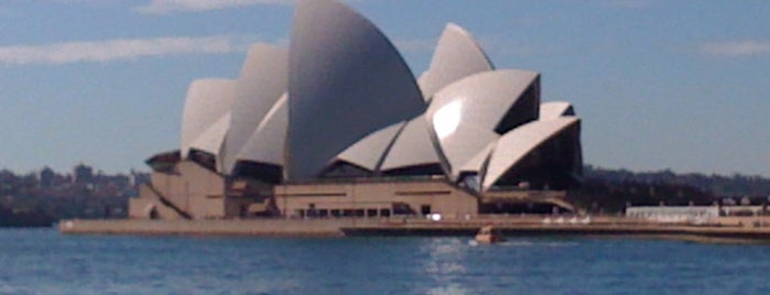 Sydney Opera House is one of Things that makes Sydney so great.