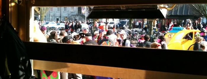 Café 't Anker is one of Misset Horeca Café Top 100 2012.