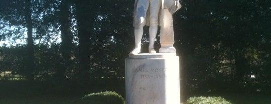 James Monroe's Highland is one of Mr. President, Mr. President....