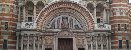 Westminster Cathedral is one of London City Guide.