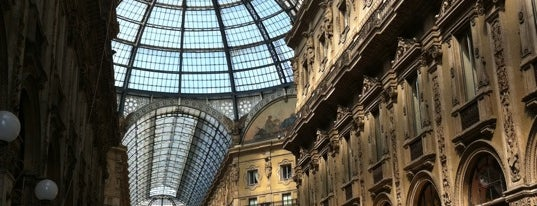 Galleria Vittorio Emanuele II is one of Take Me.