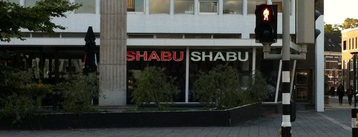 Shabu Shabu is one of สถานที่ที่ Kevin ถูกใจ.