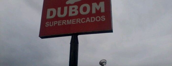 Supermercado Dubom is one of Shopping,Lojas e Supermercados.