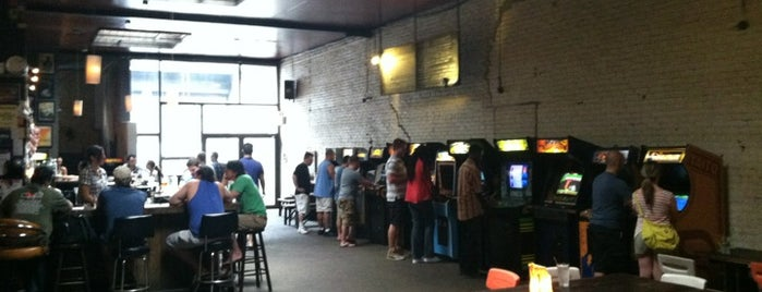 Barcade is one of ~*New York City*~.