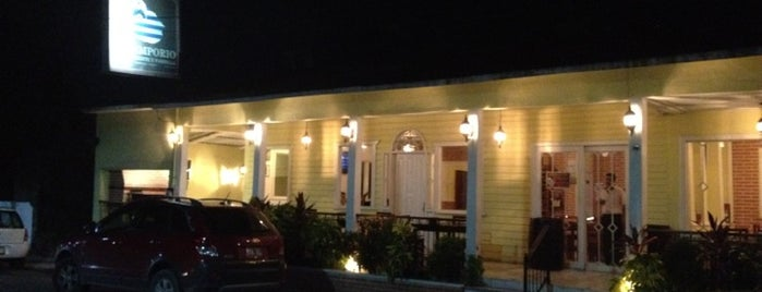 Emporio is one of Must-visit Food in Chetumal.