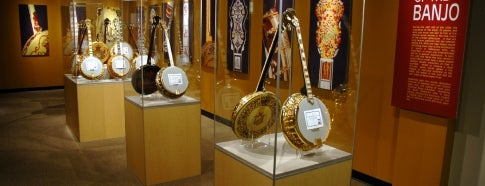 American Banjo Museum is one of Oklahoma's Top Museums.
