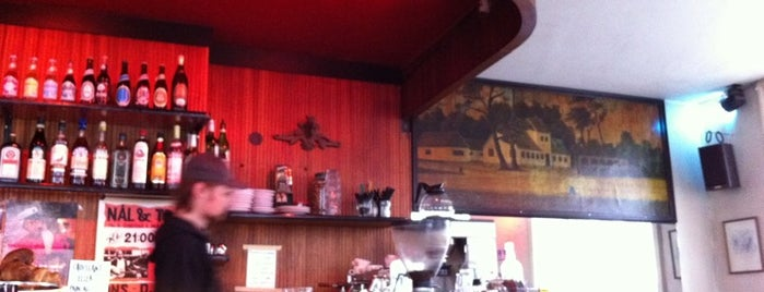 Cafe Dyrehaven is one of Pillage your Plate in Copenhagen.