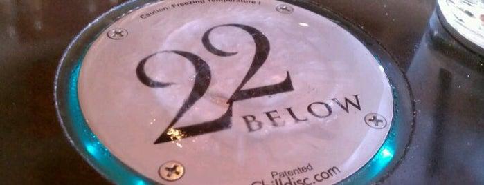 22 Below is one of Summer Eats.