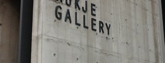 KUKJE Gallery is one of artartart.
