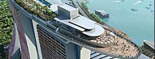 Sands SkyPark is one of The best of Singapore.
