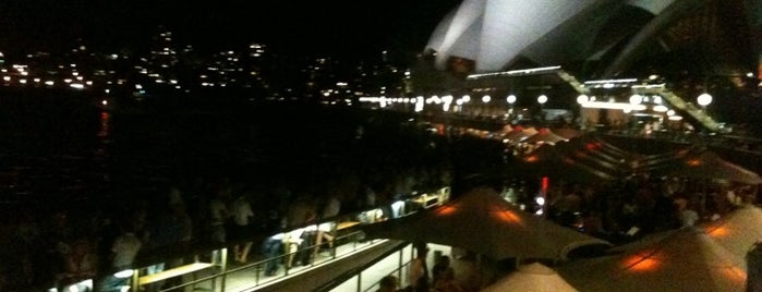 Opera Bar is one of Best Restaurant Views. Ever.