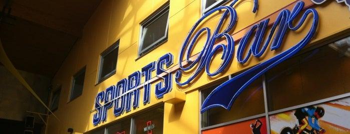 Sports Bar is one of Vivien : понравившиеся места.