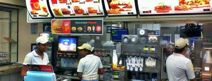 McDonald's is one of Lugares recomendados Ipatinga.