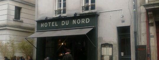 Hôtel du Nord is one of So Paris : trendy bistronomie.