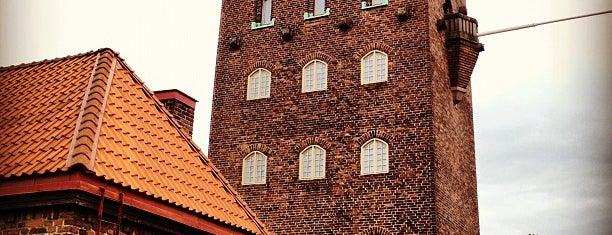 DIF kansli Klocktornet is one of Tempat yang Disukai Johan.