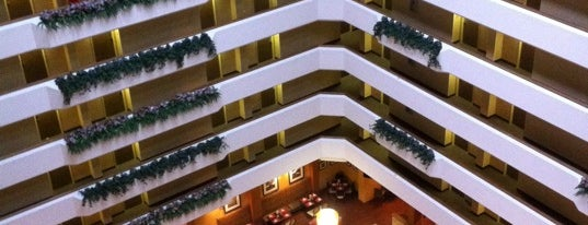 Sheraton West Des Moines Hotel is one of Hotels.