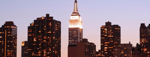 Empire State Building is one of New York.